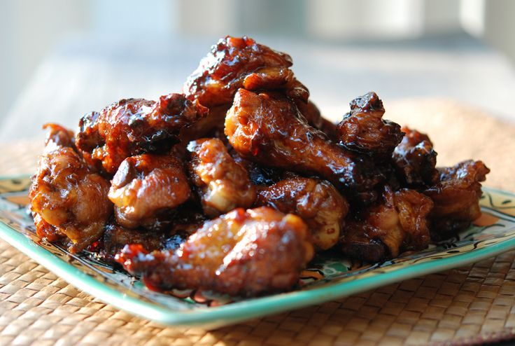 Grandmother's Chinese Chicken Wings (Andrew Zimmern)