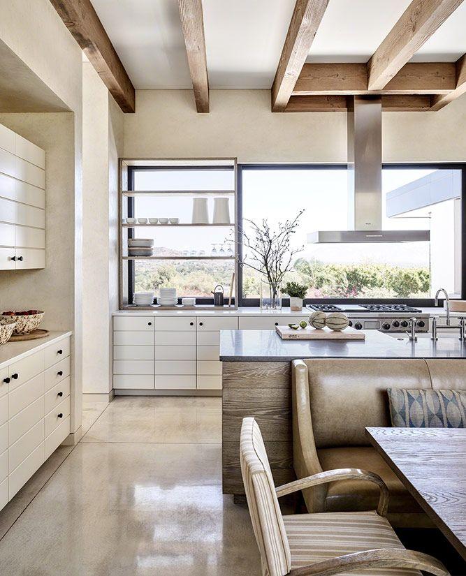 Camelback Contemporary House Interior Design in Phoenix, AZ