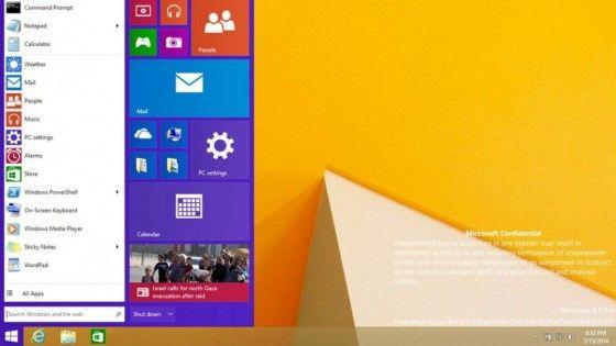 L'ultimo aggiornamento di Windows, la versione 8.1, risale ad appena qualche mese fa, ma il 30 settembre dovrebbe essere svelato già Windows 9, la nuova versione del software di punta di Microsoft. Per l'effettiva disponibilità bisognerà attendere molto probabilmente la metà del 2015. Molto probabilmente rivedremo il menù Start e potremo parlare con Cortana, l'assistente vocale.