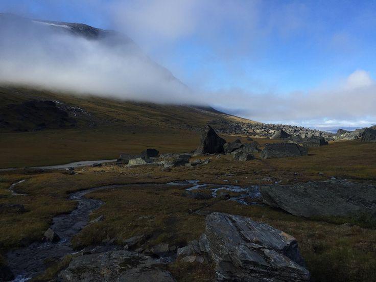 Trollsjön (Rissajaure) Swedish Lappland