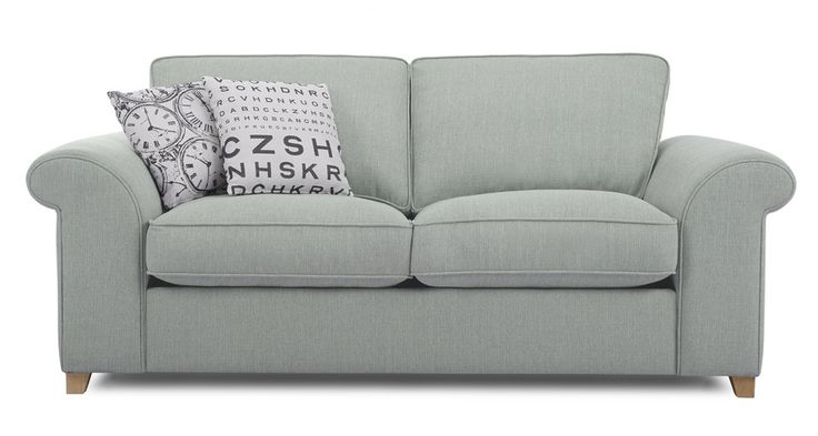 dfs sofa in taupe
