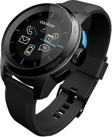 Visit http://iphonewatches.net to buy iPhone watches and other Bluetooth Gadgets    COOKOO Smartwatch