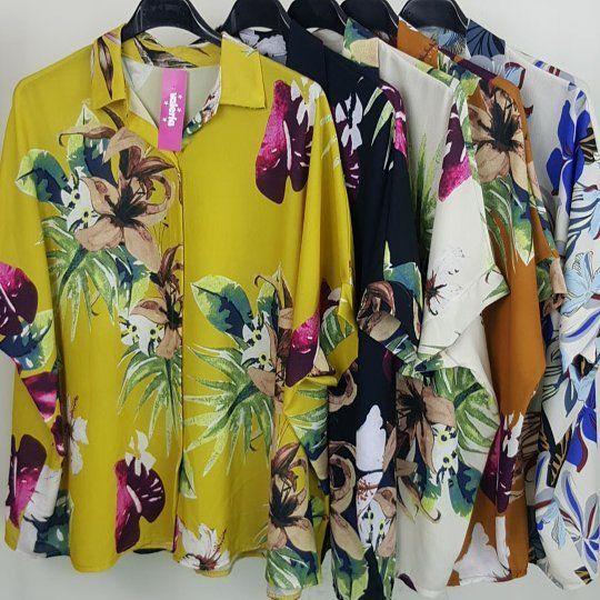 #camicia #stampa #floreale #piu #coloriiii #valeria #abbigliamento