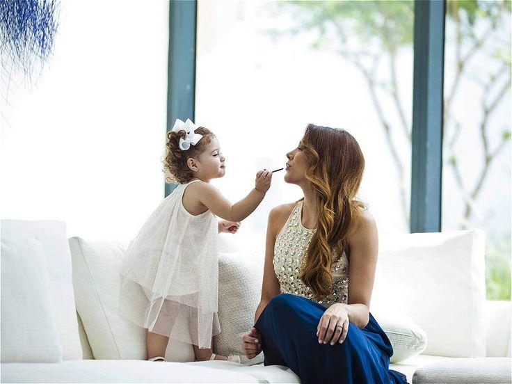 Daniela y Salomé Revista Hola Colombia Marzo 2015