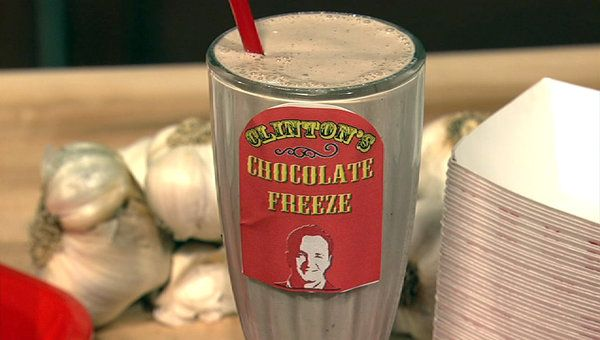 the chew | Recipe  | Clinton Kelly's Chocolate Freeze