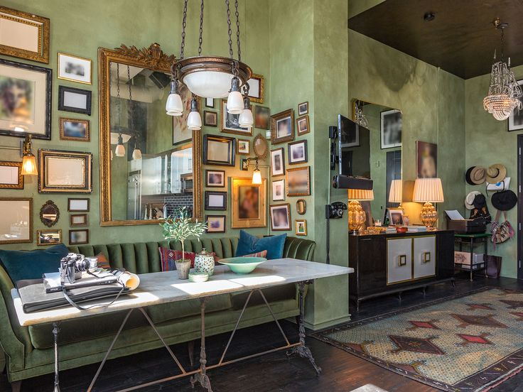 28 best Interior Design - Eclectic example images on Pinterest ...