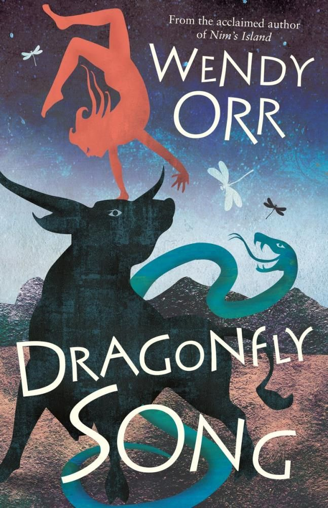 Dragonfly Song by Wendy Orr | Kiss the Book review