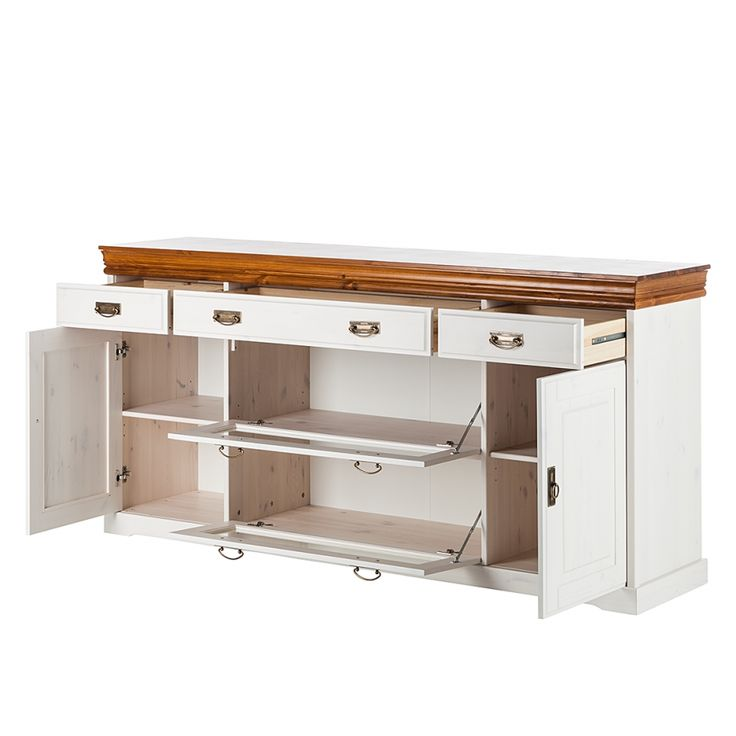 55 best SIDEBOARDS images on Pinterest Buffet, Cabinets and - küchenbuffet weiß antik