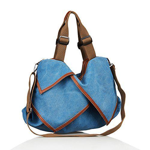 Unives® Retro Canvas Shoulder Bag for Traveler Oversized Casual Handbag Cross body Hobo Style Tote Extra Large Shopping Bag Everyday Use for Sale | Blue UNIVES http://www.amazon.com/dp/B010SM0KGI/ref=cm_sw_r_pi_dp_d.Buwb0Z2YE5F