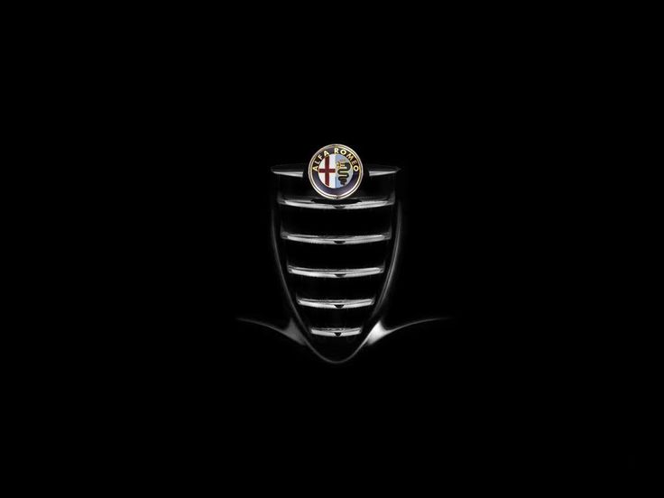 alfa romeo logo black and white. alfa romeo logo black and white