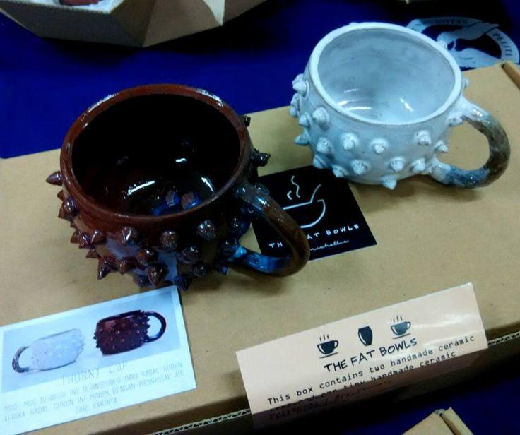 Thorny Cups by Kresensia Michellie Danara
