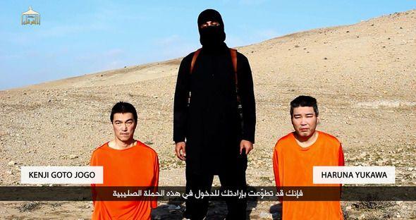 """[속보] """"IS, 2억달러 내지 않으면 일본인 인질 2명 살해"""" : 중동·아프리카 : 국제 : 한겨레모바일"""