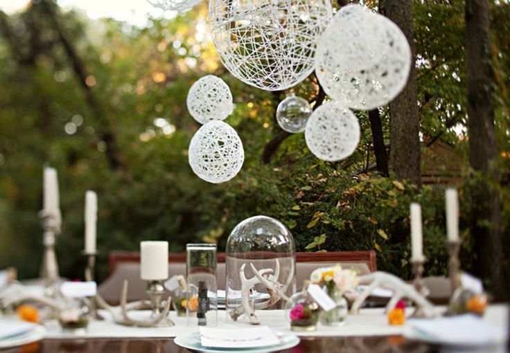 DIY String Balloons | After Yes – Dallas Wedding Planner Blog