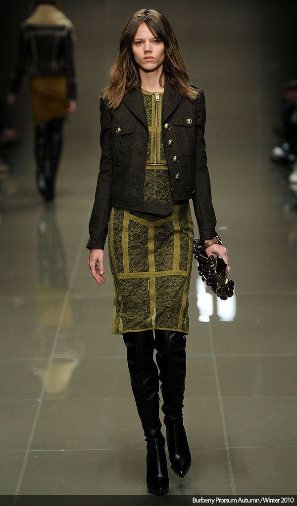 Your country needs you: fashion inspiration