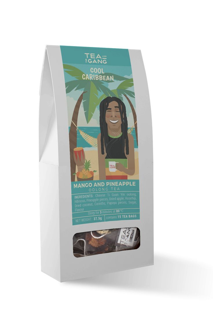 Transport yourself to a tropical paradise with this tantalizing blend of mango and pineapple. Featuring refreshing oolong tea, luscious coconut and mouth-watering papaya. Ingredients Chinese Ti Gua…