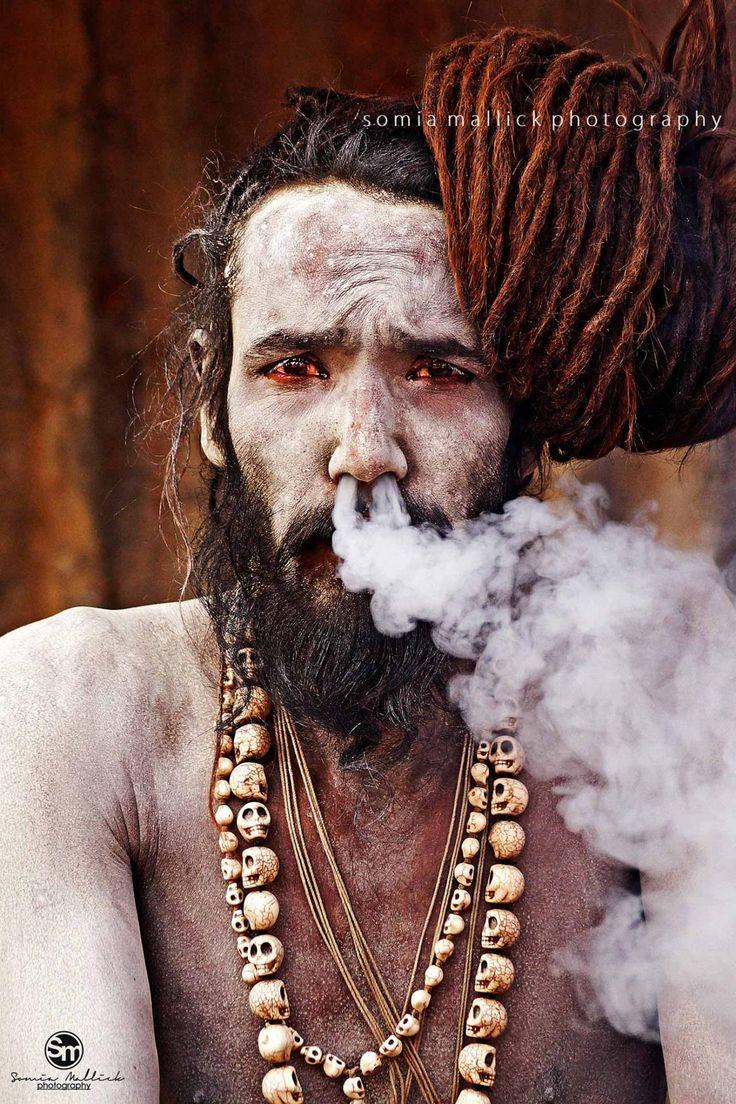Naga Sadhus of India
