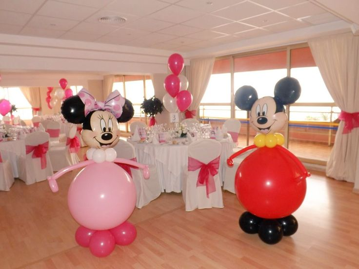 55 best images about decoraci n con globos para fiesta for Decoracion simple con globos