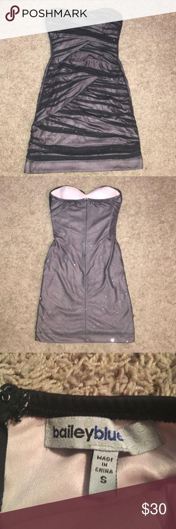 Semi Formal Dress Worn Once Size S From Von Maur Baileyblue Dresses Strapless Semi Formal Dresses Semi Formal Wearing Dress [ 1740 x 580 Pixel ]