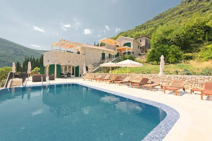 Herceg Novi, Lucici – complex of villas and apartments | Real Estate Montenegro