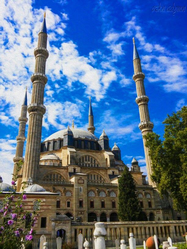 Selimiye Camii #edirne #selimiye #mosque #photo #photography #picture