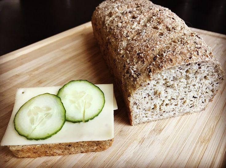 GLUTENFRITT BRØD MED BOKHVETE – Glutenfrihet