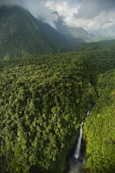 Equatorial Guinea (central Africa)