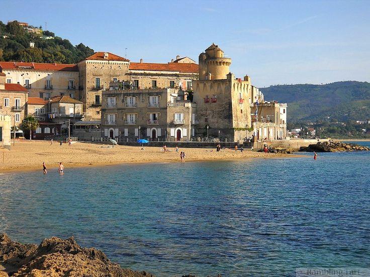 My favorite beach in Italy! Santa Maria Castellabate, Italy