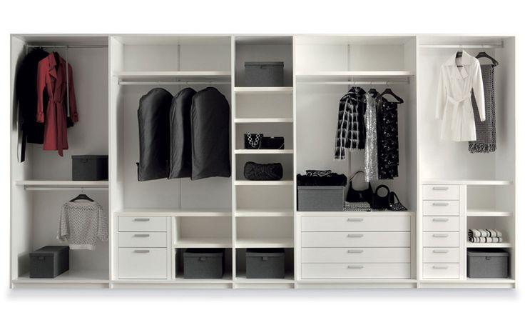 Ikea cabine armadio 25 best modern italian closet systems - Cabine armadio ikea stolmen ...