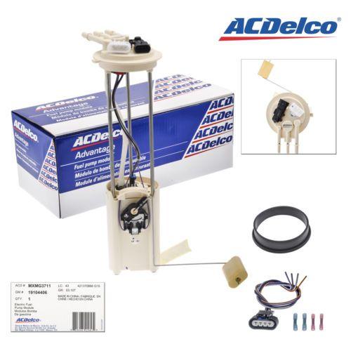 New Acdelco Fuel Pump Module MXMG3711 Fits Chevy Silverado, GMC Sierra 99-04 #Motors #Parts #Accessories #E3500M FG0407 MU1089 MU1516 FG0053 MU1613 MU86