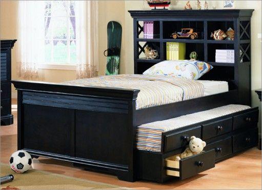 Chytré nápady pro úložné prostory v ložnici
