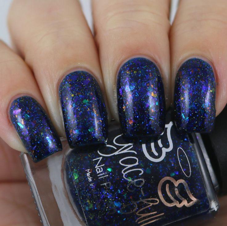 Grace-full Nail Polish Ace swatched by Olivia Jade Nails