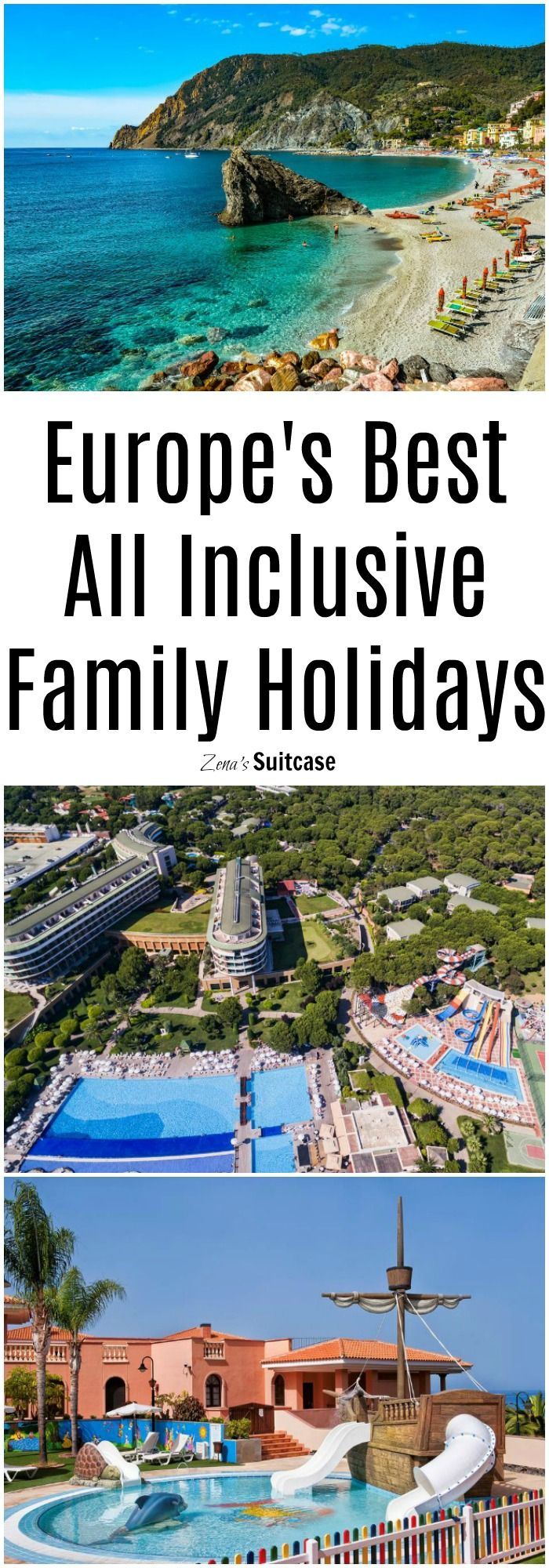 Europe's Best All Inclusive Family Holidays