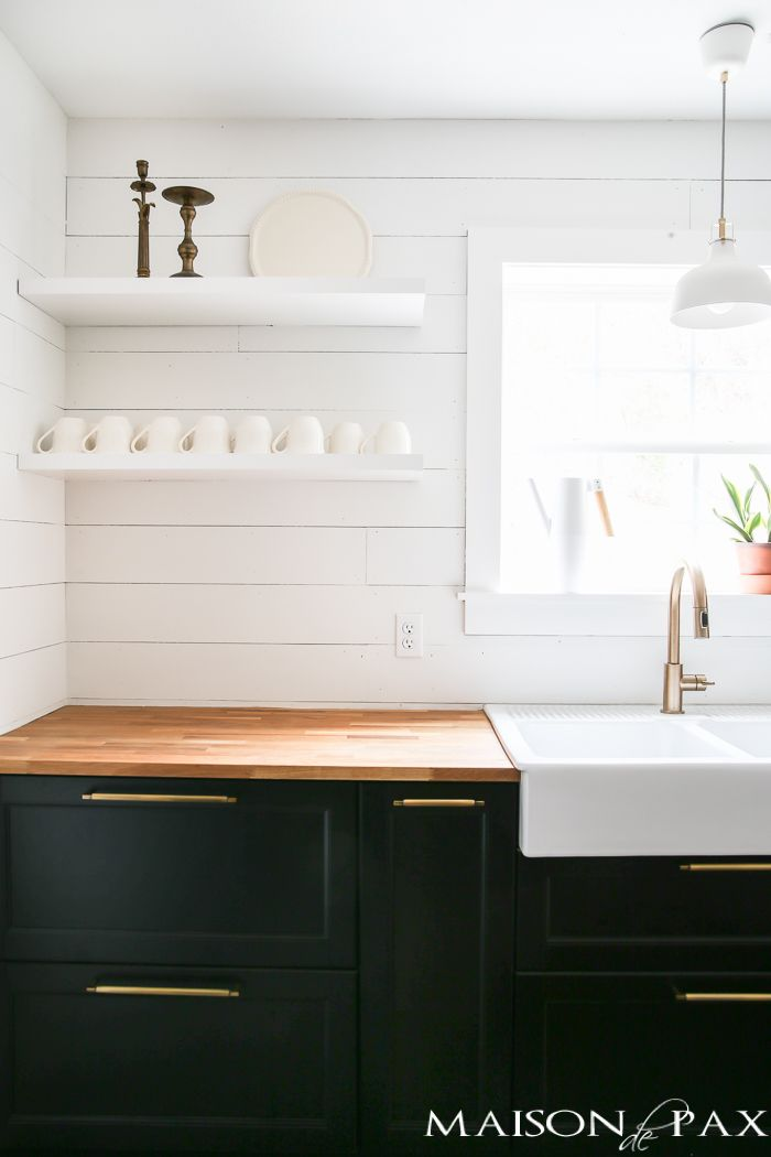 Diy Butcher Block Countertops Kitchen Counters