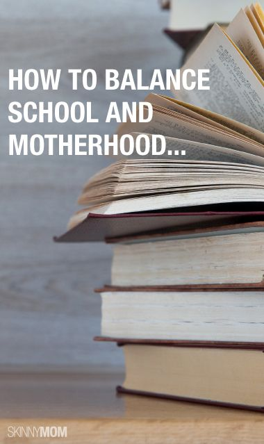 5 tips for moms going back to school.