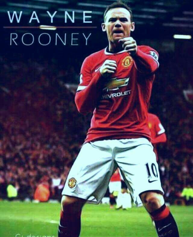 Wayne Rooney.....
