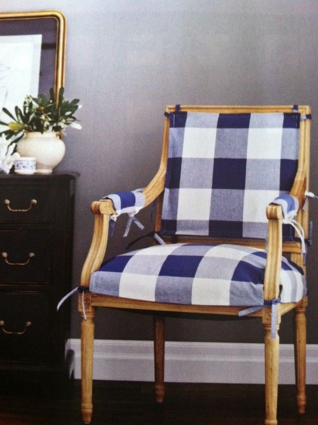 118 Best Images About Decorating With Checks And Or Plaids