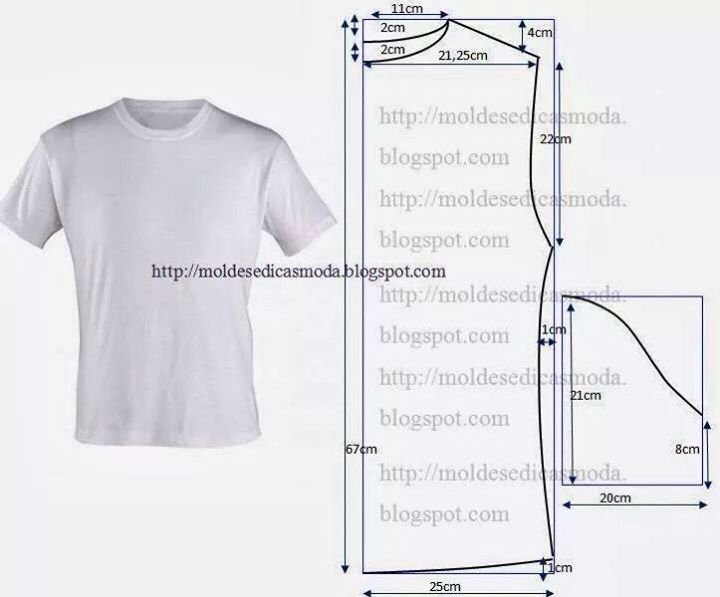 42 best moldes images on Pinterest | Sewing patterns, Sport clothing ...