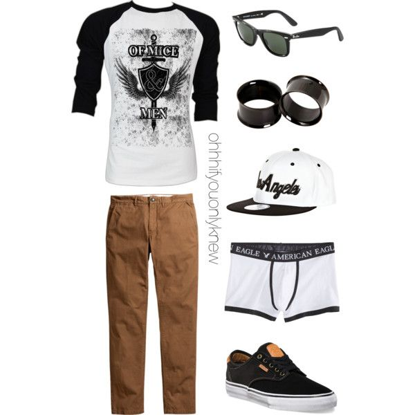 Untitled #239 by ohhhifyouonlyknew on Polyvore featuring River Island and American Eagle Outfitters