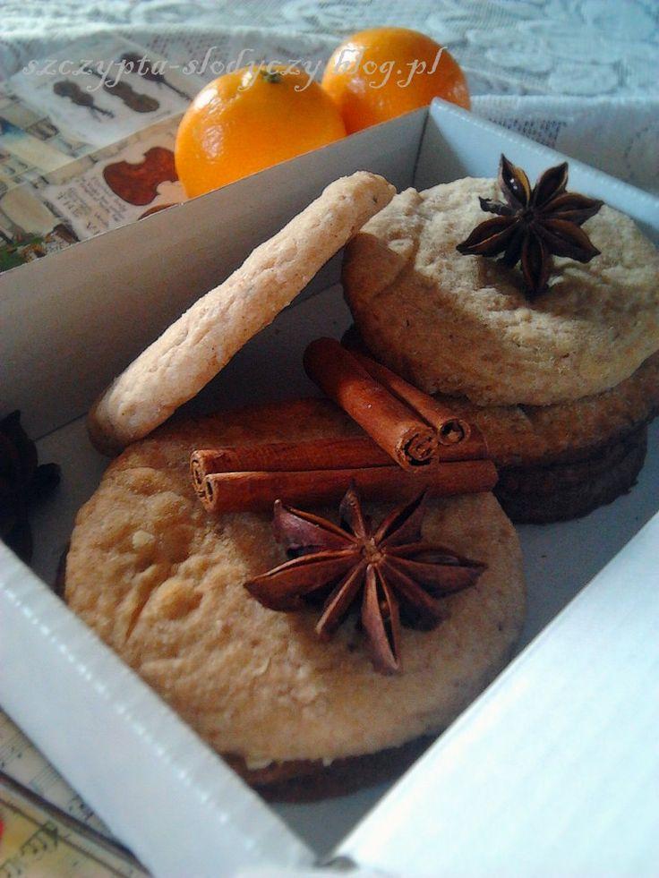 Speculoos - ciasteczka Świętego Mikołaja PRZEPIS