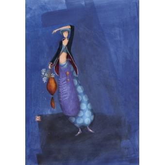 """GAËLLE BOISSONNARD """"LUMIÈRE DU SOIR"""" http://www.arret-sur-image.eu/en/friendship/3343-gaelle-boissonnard-postcard-123-x-178-cm-lumiere-du-soir.html"""