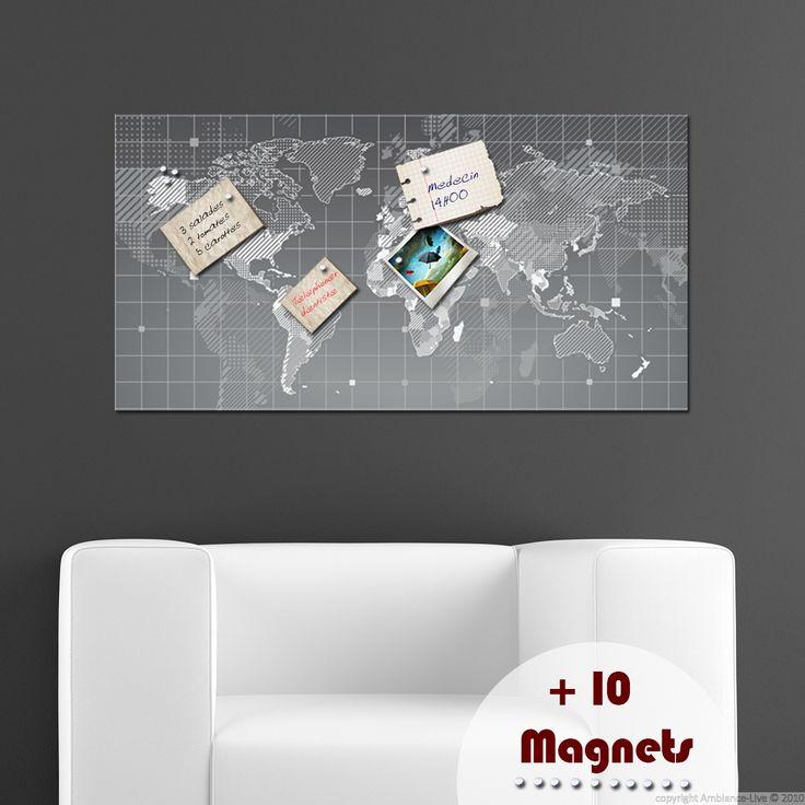 les 25 meilleures id es de la cat gorie stickers carte du. Black Bedroom Furniture Sets. Home Design Ideas