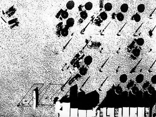Mario Giacomelli  Il Mare Dei Miei Racconti  Landscape abstraction