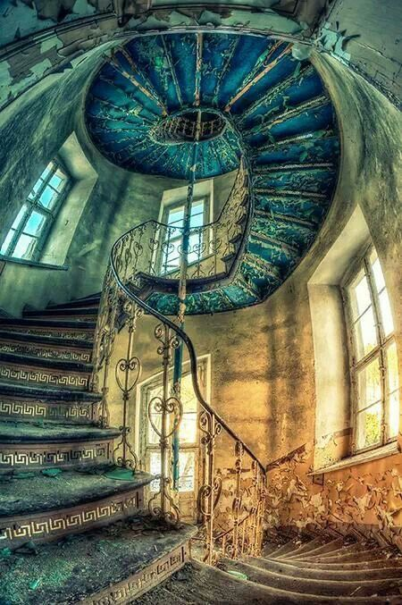Abandoned in Poland