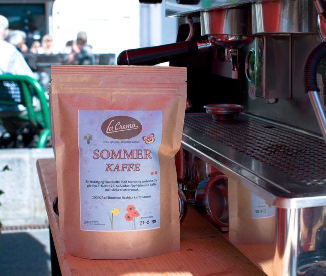 La Crema Kaffe på Bondens Marked – La Crema