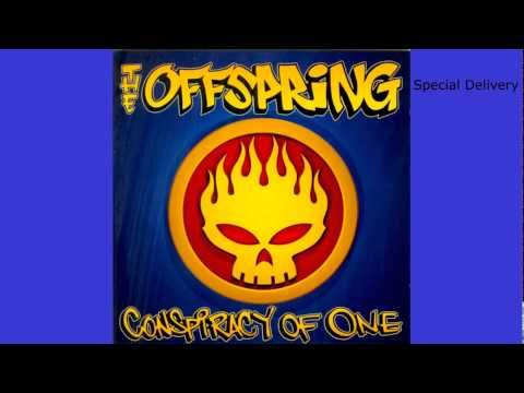The Offspring Conspiracy of One Full album - YouTube