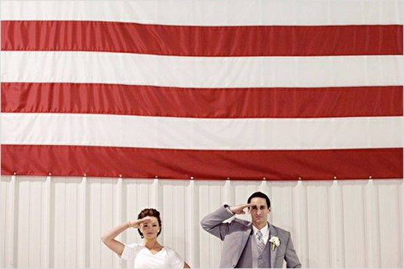 American and British Wedding traditions - pick and mix!