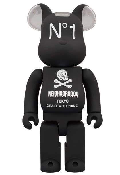 MEDICOM TOY EXHIBITION Tokyo No 1 Neighborhood 400% Bearbrick Be@rbrick  #Medicom