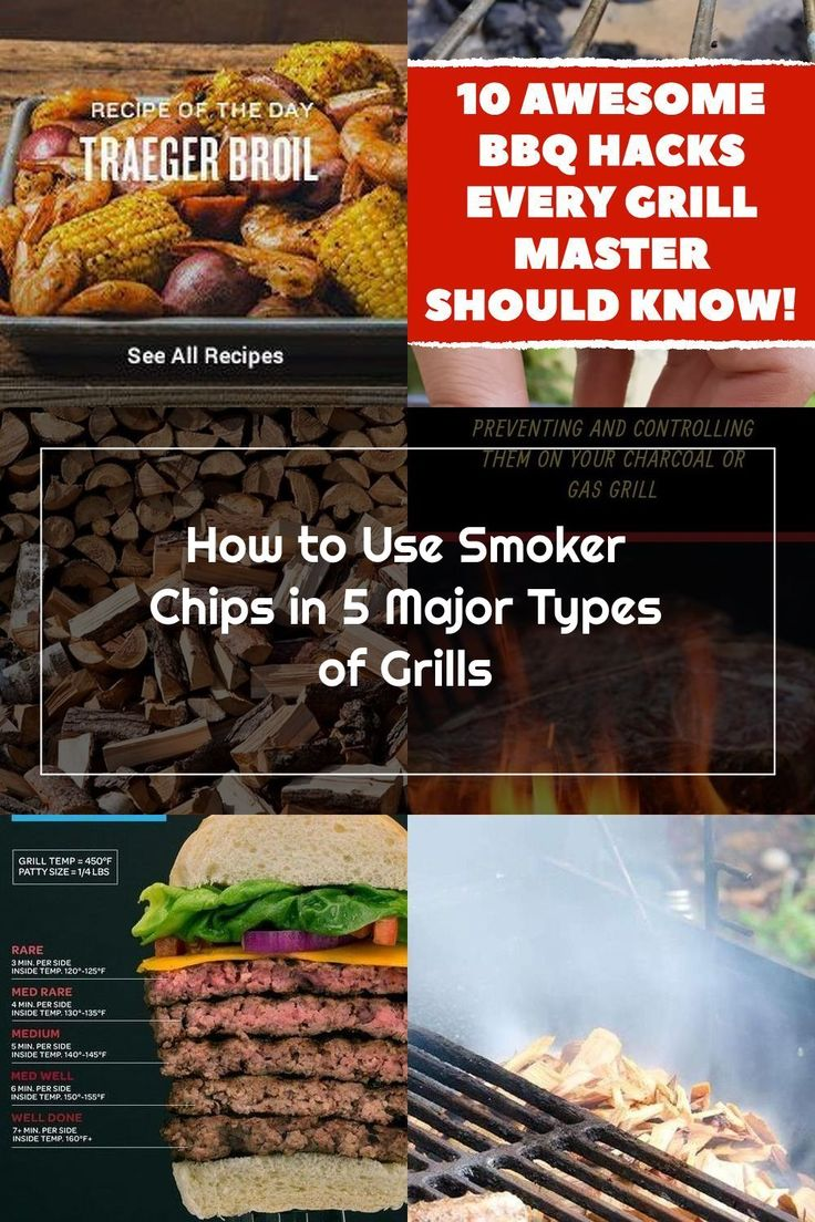 how to use wood chips in a smoker, BBQ tips and tricks