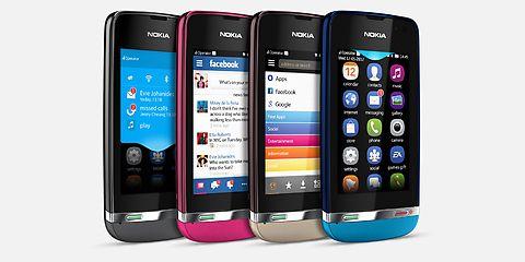 Nokia Asha 311 - Lux-Case.no
