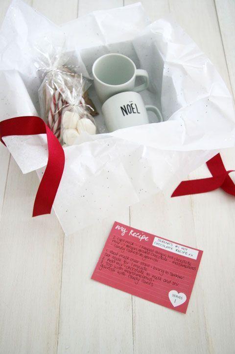 Cozy cocoa kit - Photo: I Heart Organizing